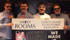 Smartrooms užduočių kambario dalyviai